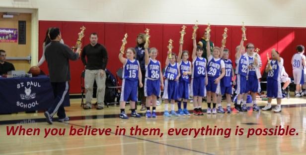 Believing in my team