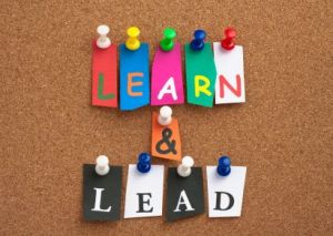 learn and lead